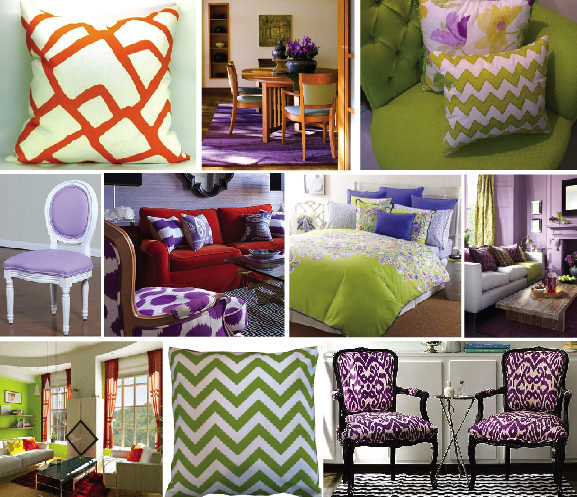 Ideas By Andrea Interior Design Color Schemes 1