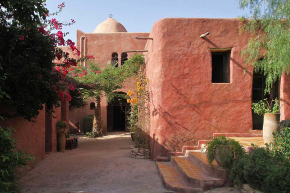 The jardin des douars beautiful guest ksar palace for Au jardin guest house welkom