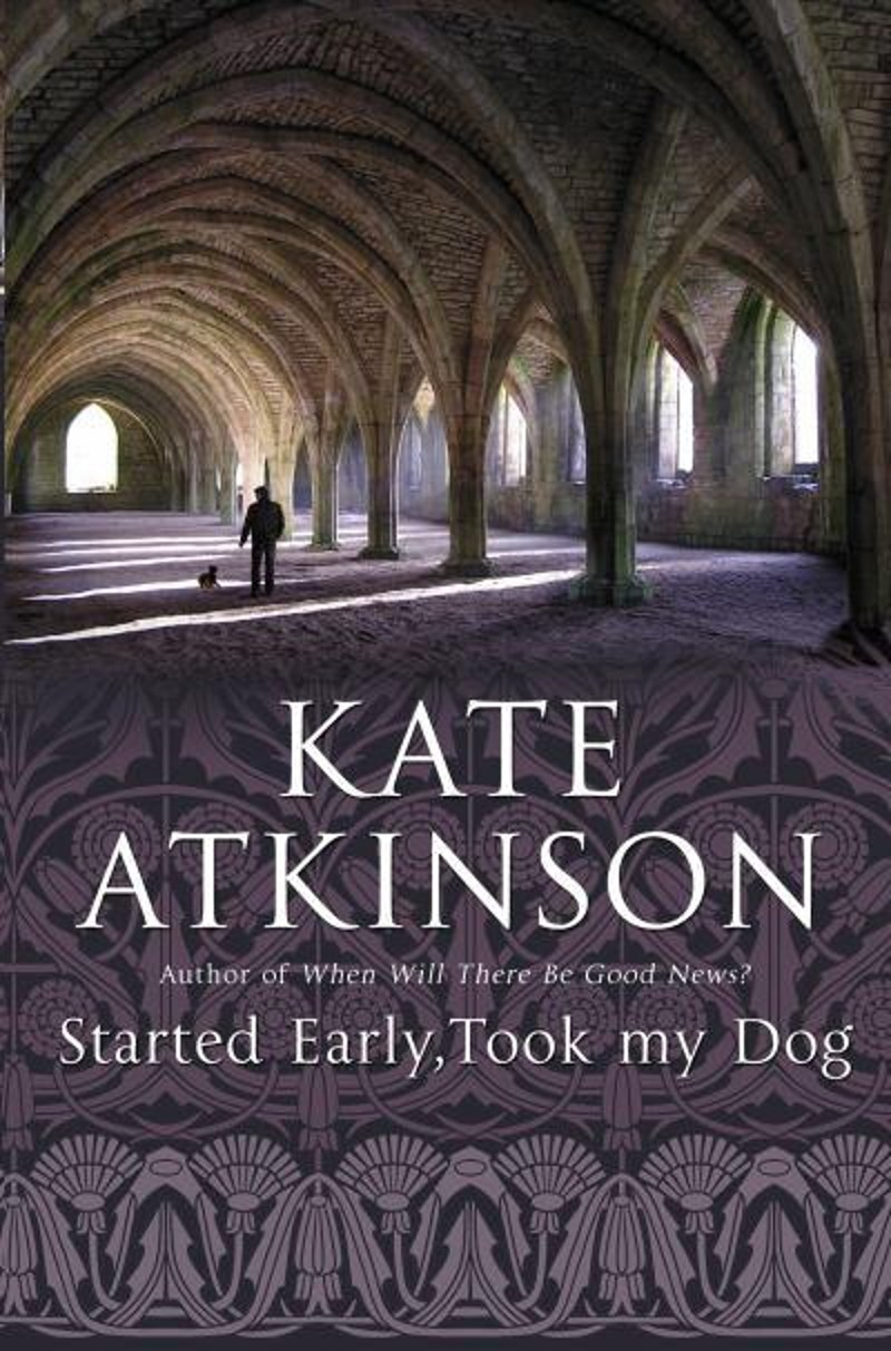 Existential ennui when will there be good news brighton book bargain plus a kate atkinson first edition cover gallery