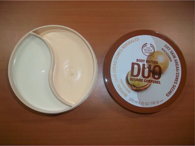The Body Shop Body Butter Duo