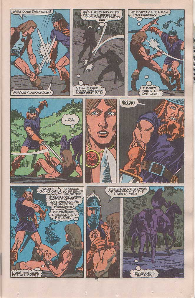Conan the Barbarian (1970) Issue #236 #248 - English 18