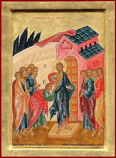 Duminica a 2-a a Paștilor (a Tomii)