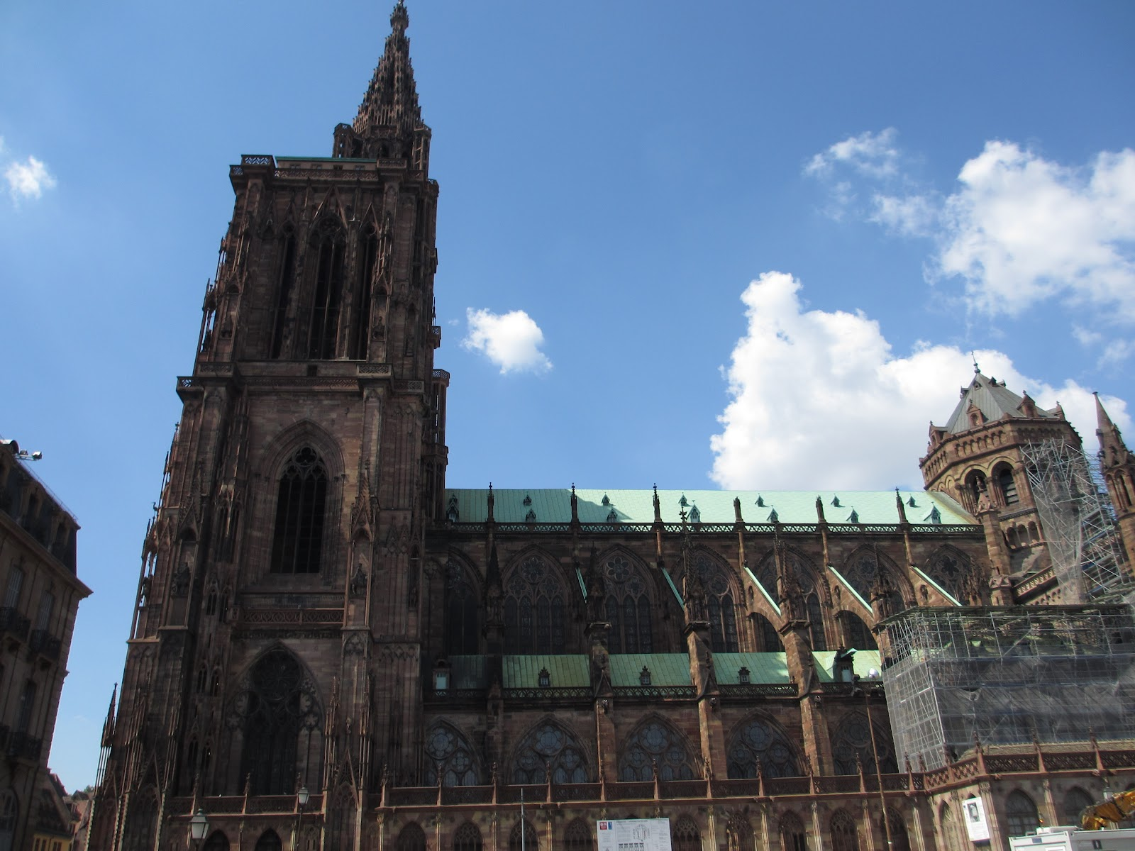 Cannundrums strasbourg cathedral for K architecture strasbourg
