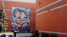Community of artists for Bufflon revetement mural