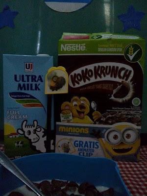 Sereal Koko Krunch - Blog Mas Hendra
