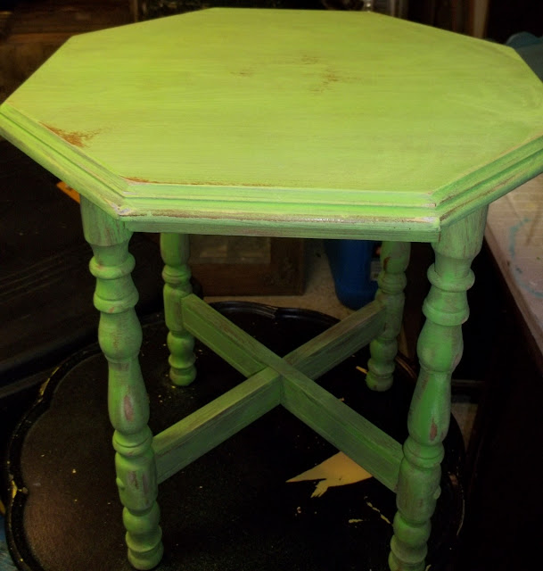 chalk paint table, chalk paint recipes, with mommy is coocoo