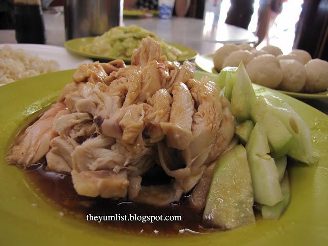 Malacca, Melaka, Hainanese, cafe, Jonker Street