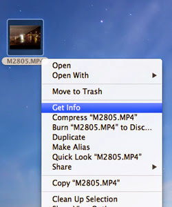 How to Change the Default Application For Extension Files On Mac