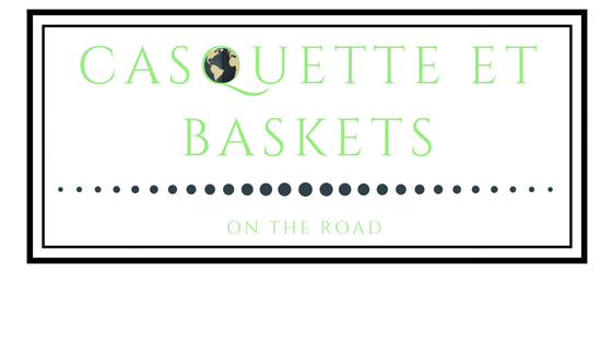 Casquette et Baskets (on the road)