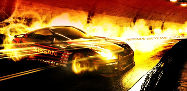 Drift Nissan