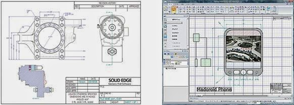 okamitsu work log solid edge free 2d drafting. Black Bedroom Furniture Sets. Home Design Ideas