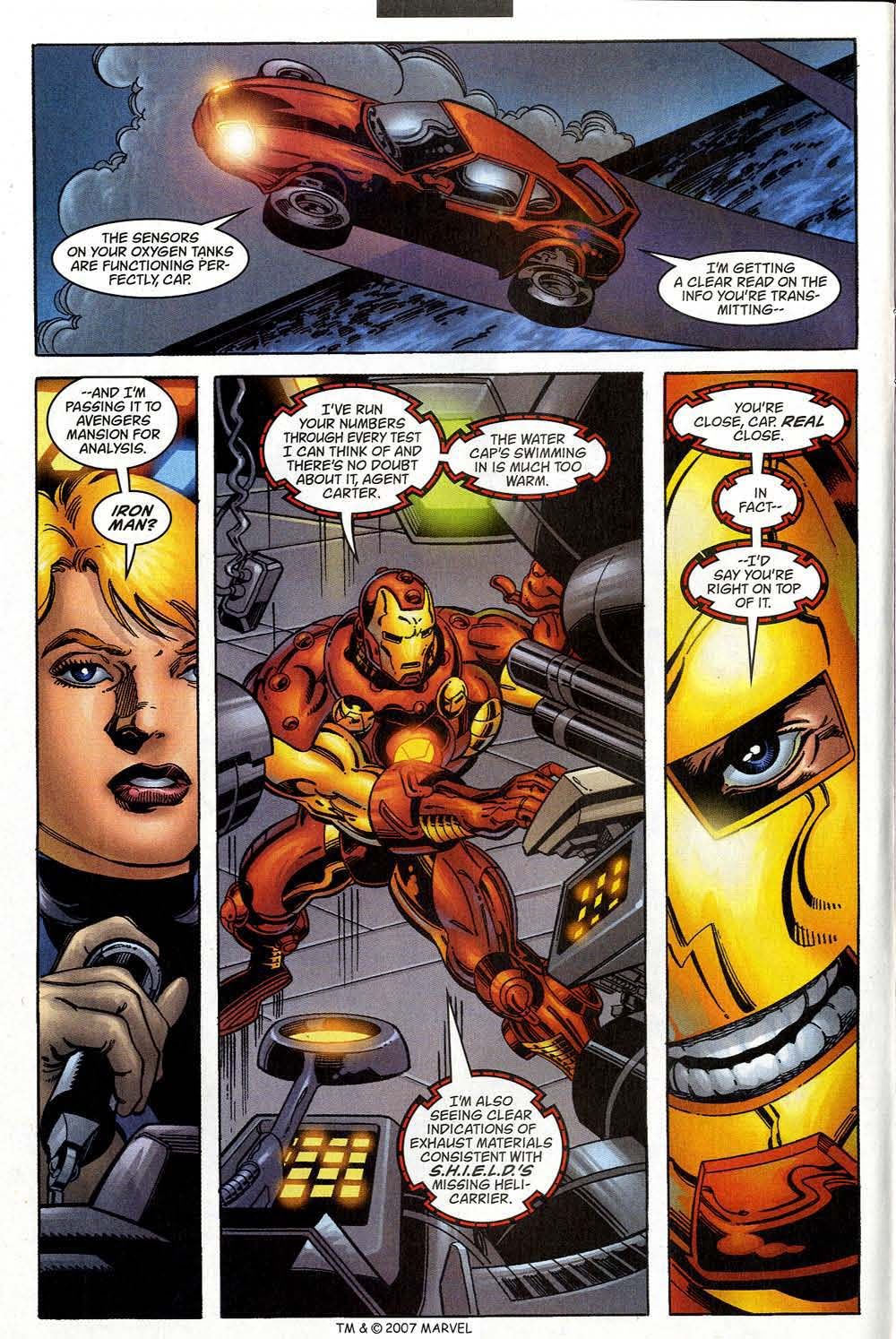Captain America (1998) Issue #46 #53 - English 6