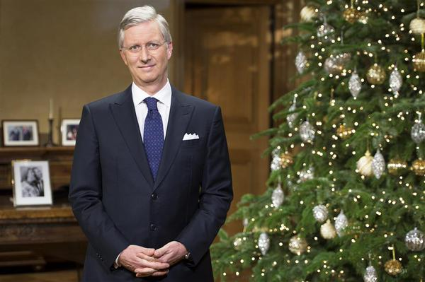 The Belgian Royal Family wishes you all a merry Christmas and a happy new year!