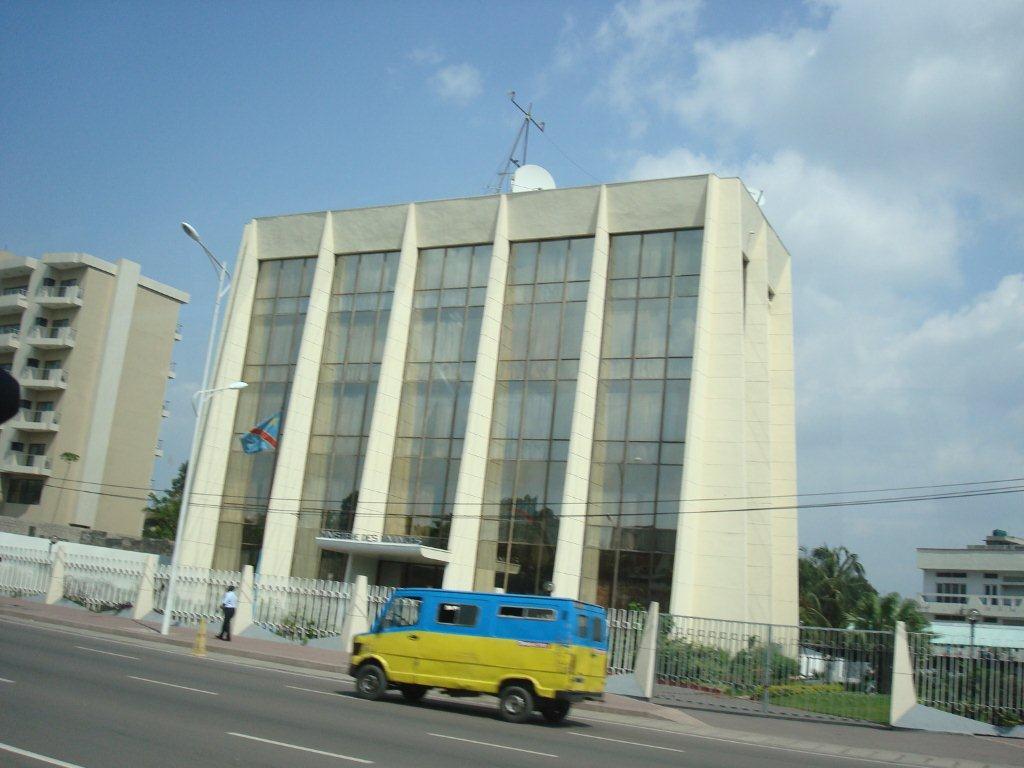 Grand Hotel Kinshasa Address