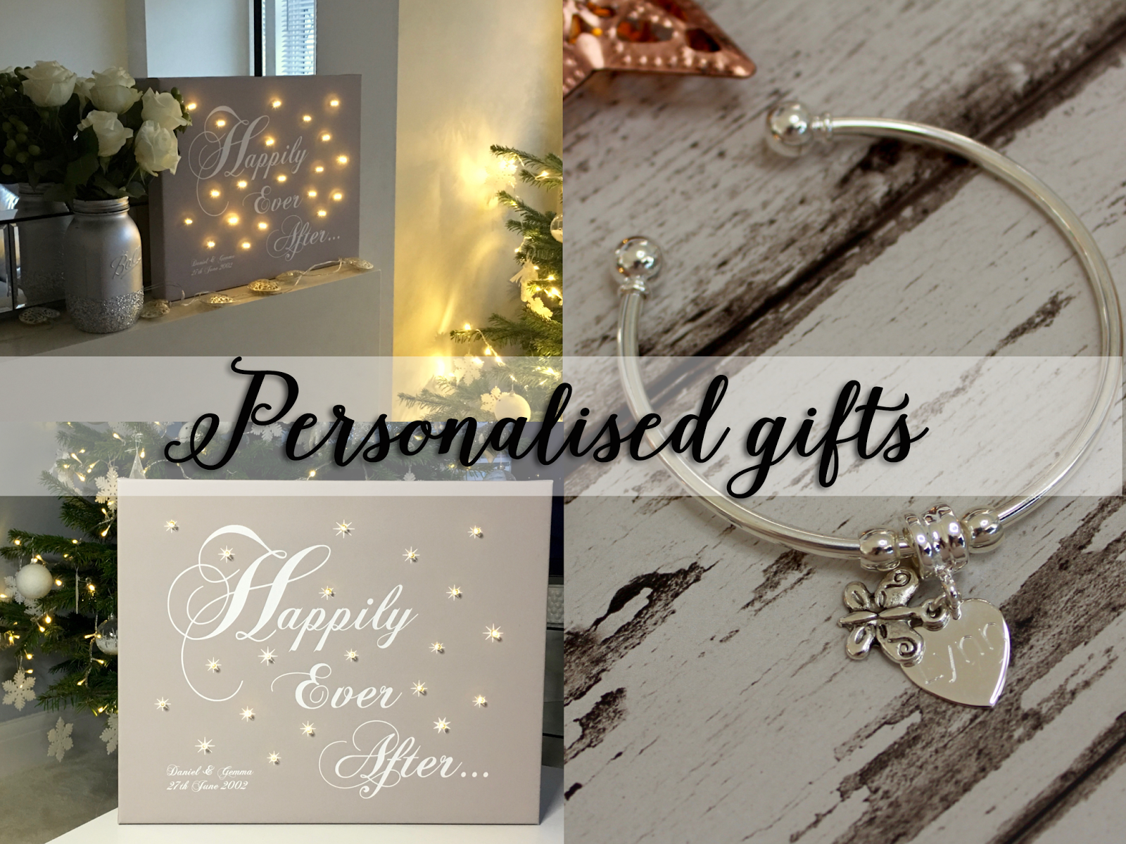 in the run up to peak christmas shopping season i was contacted by personalised gifts website ijustloveitcouk to see if i wanted to try out some of their