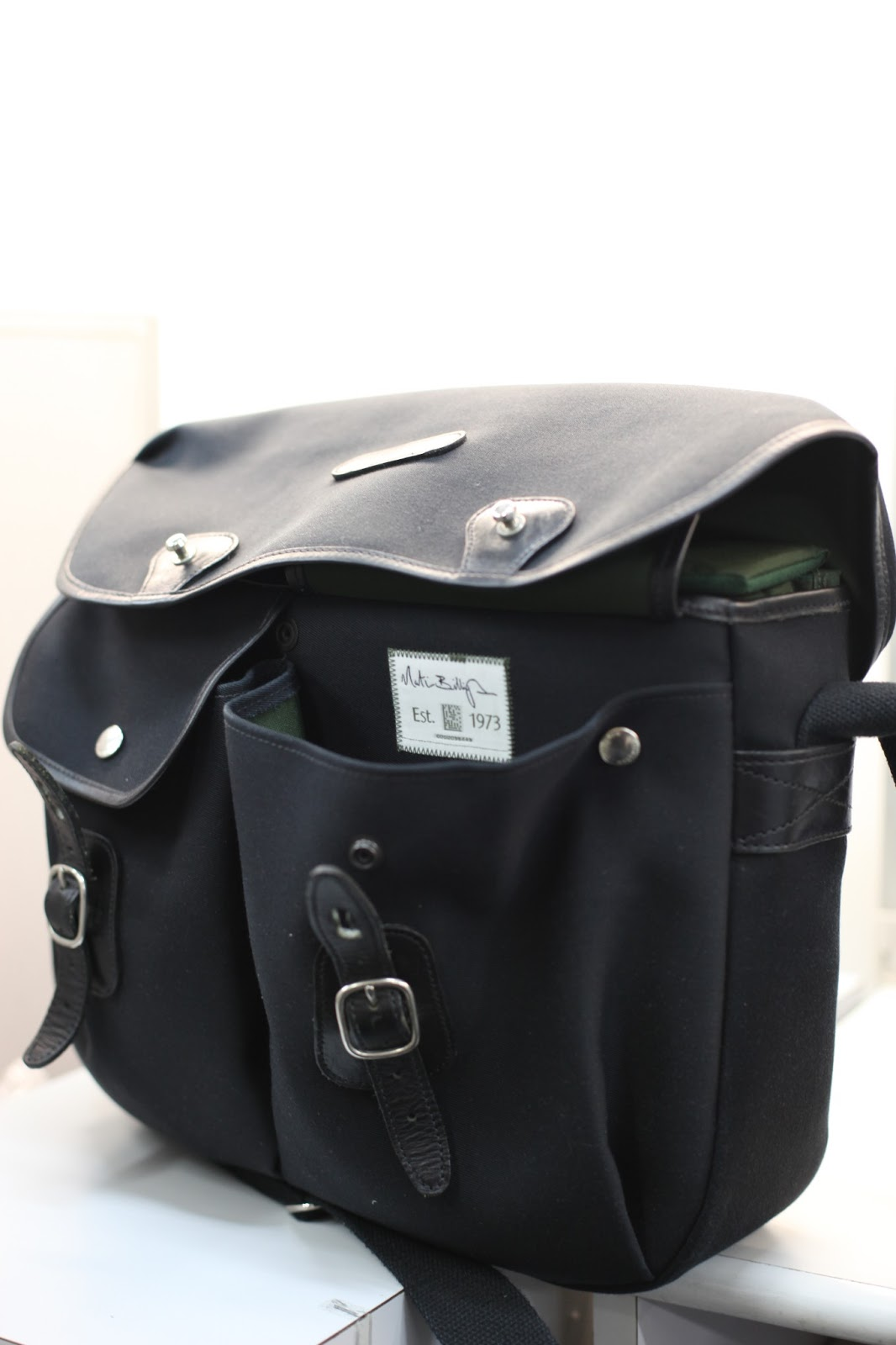 Billingham Hadley Large Review Yks Photography One Black Canvas Tan Leather Each Bag Should Come With A Unique Number