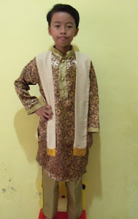 KSA-025 Kostum India Boy