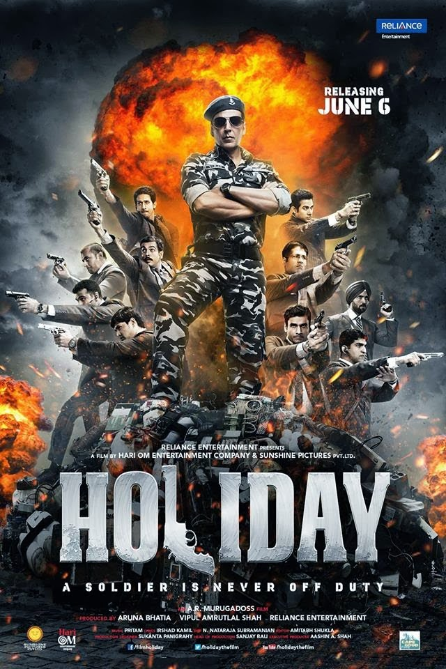 Download Holiday 2014 Movies Songs