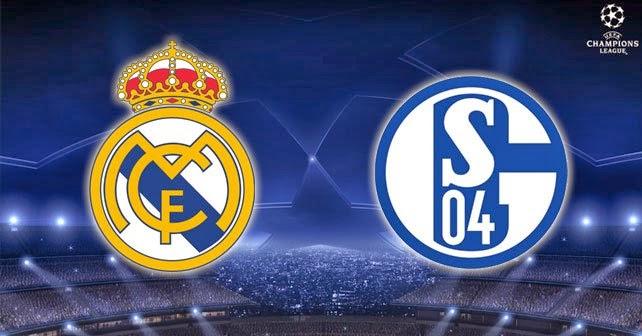 Real Madrid v Schalke 04