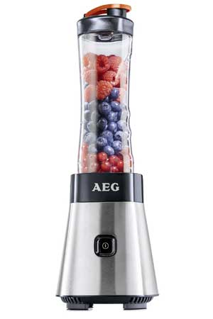 AEG PerfectMix SB 2400 Mini Mixer mit 0,4 PS-Power-Motor