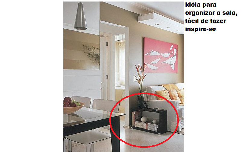 Sala De Estar Ideias ~ Casa Para Casar idéias para sala de estar