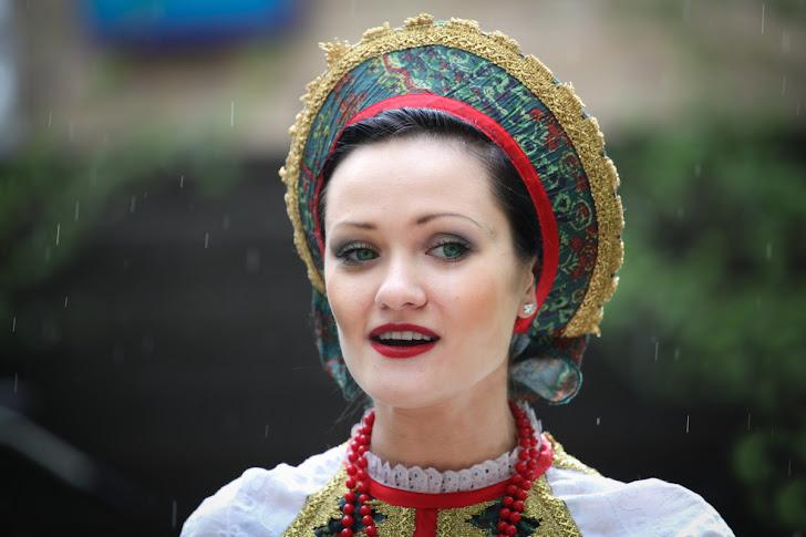 Belles Femmes Russes