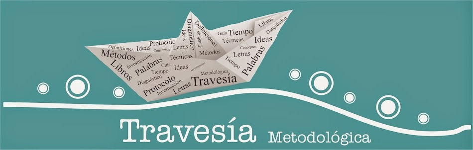 TRAVESÍA METODOLÓGICA