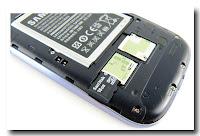 Samsung Galaxy S3 baterai dan slot microSD