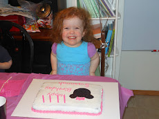 Susannah - 4th Birthday