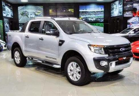 2015 ford ranger wildtrak facelift ford car review. Black Bedroom Furniture Sets. Home Design Ideas