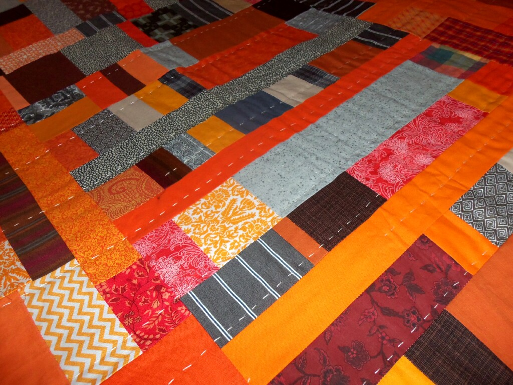 sleeper of qulits orange quilt best bedding sets burnt