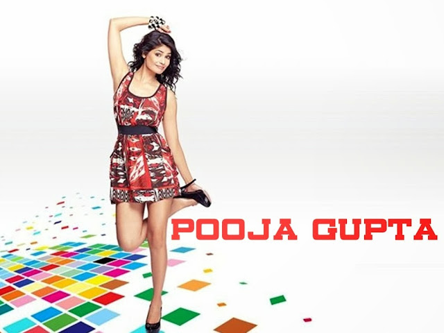 Pooja Chopra HD Wallpaper