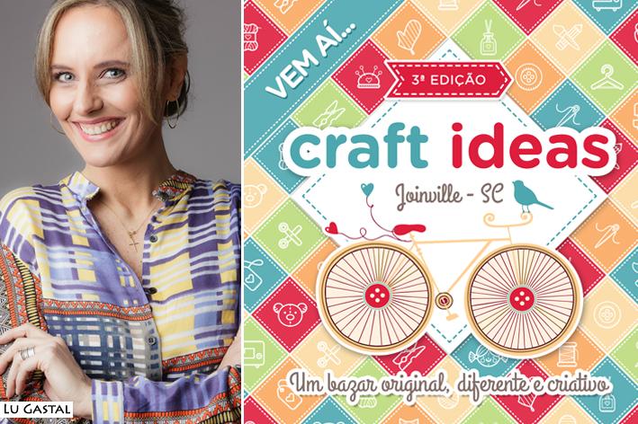Joinville, arte, artesanato, craft, blog de acessórios, novidades