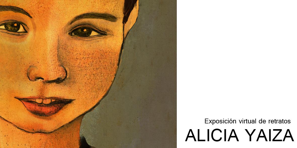 Retratos de Alicia Yaiza