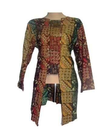 Model baju batik knitting gallery
