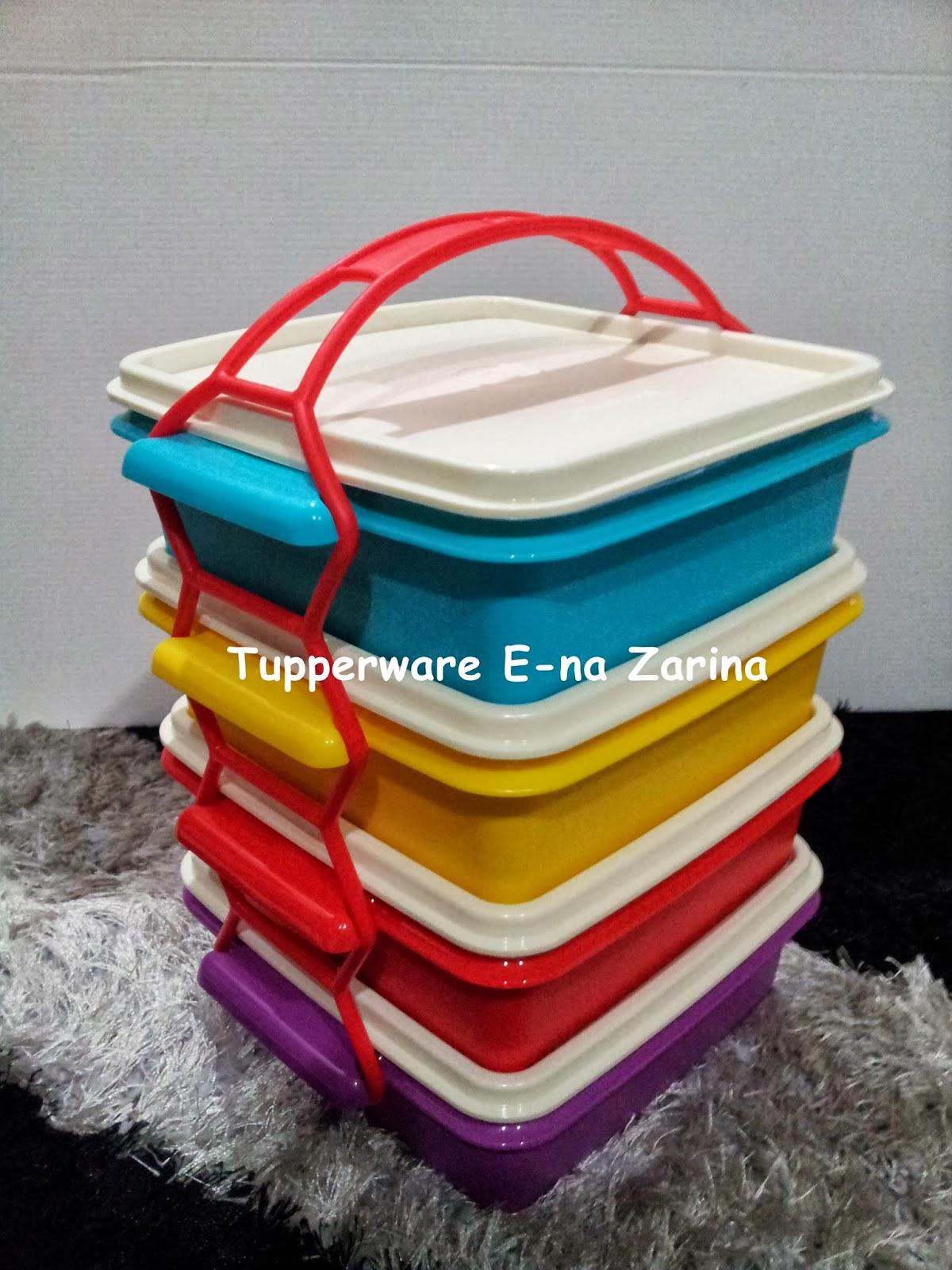 Mangkuk Tingkat Tupperware Mangkuk Tingkat Tupperware
