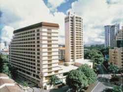 Harga Hotel Bintang 4 di Singapore - York Hotel
