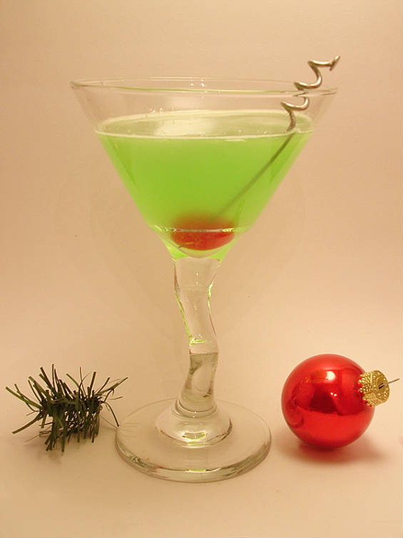 Christmas Party Drinks Ideas Part - 47: 12. The Grinch