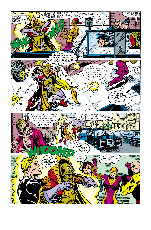 Captain America (1968) Issue #338 #267 - English 19