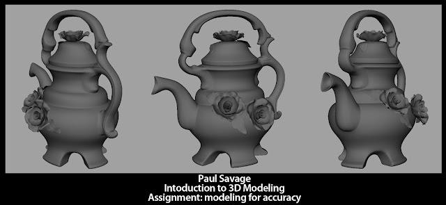 合肥影视制作培训3D建模简介插图2