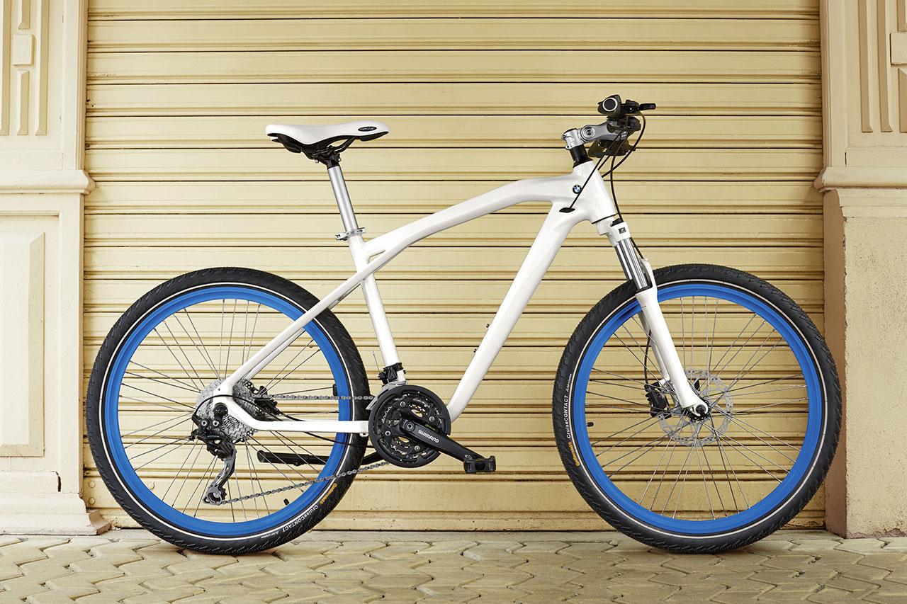 BMW Cruise Bike