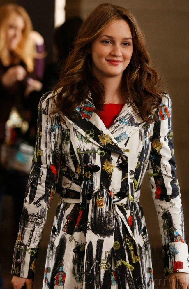 The Fantastic Fashion World: El estilo de Leighton Meester