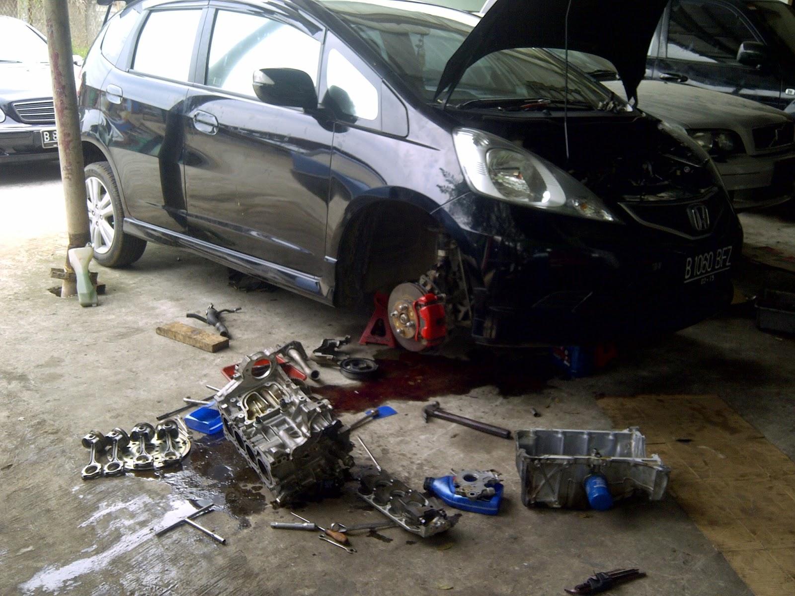 Honda Jazz Matic Service: Honda Freed? Jazz RS Lemot/ ngeden / kurang ...
