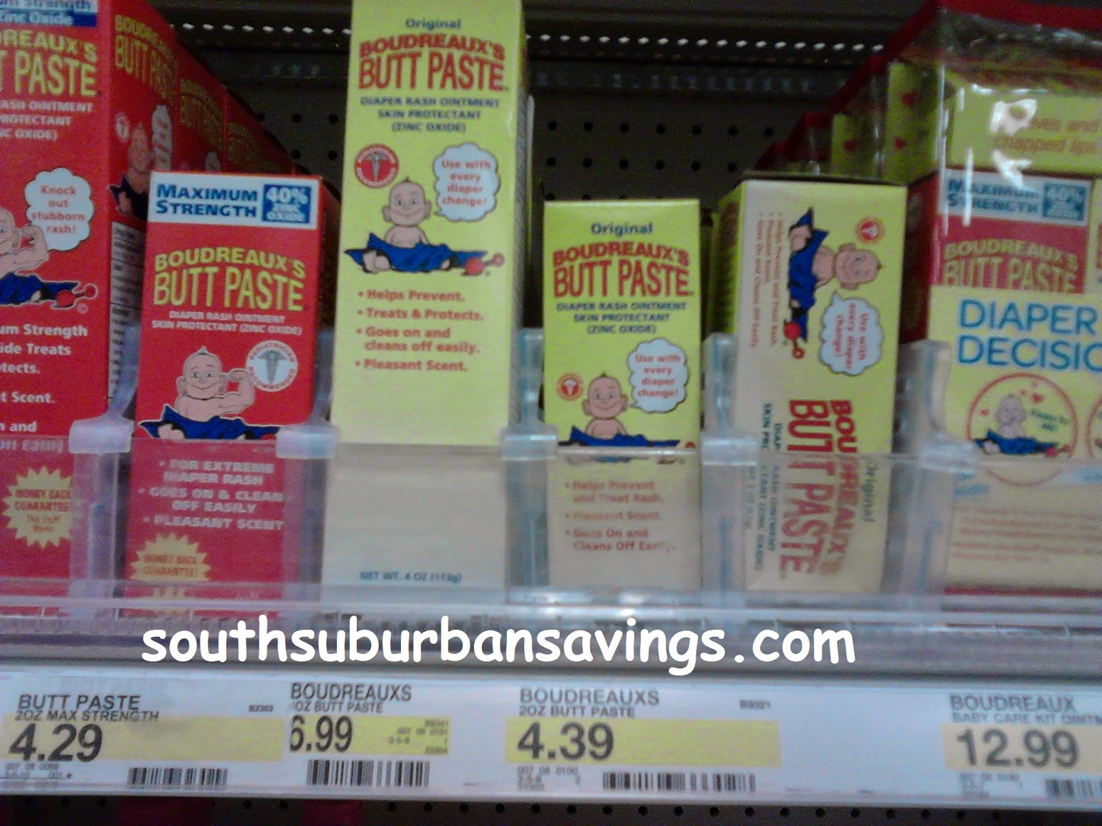 New HIGH VALUE Coupon: $2/1 Boudreaux's Butt Paste + Target Deal