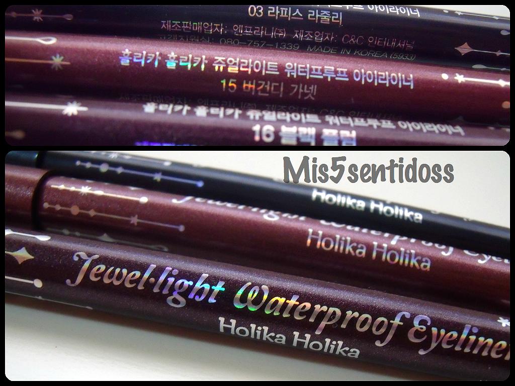 Holika Holika Jewel Light Waterproof Eyeliner