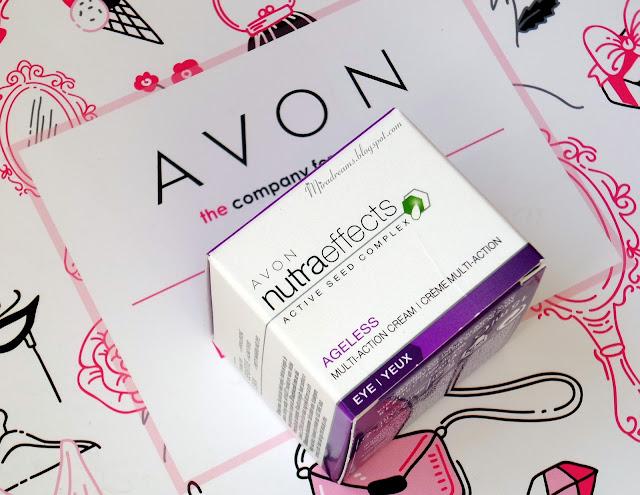 Nutra Effect de Avon Ageless