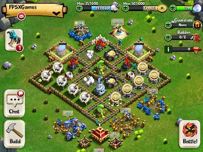 FPSXGames Battle Dragon IOS Game