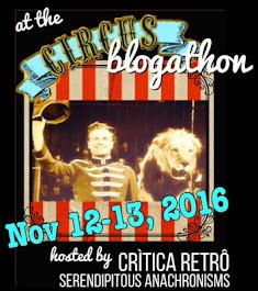 2016: Charlie Chan at the Circus
