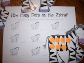 Zebra Count Dots