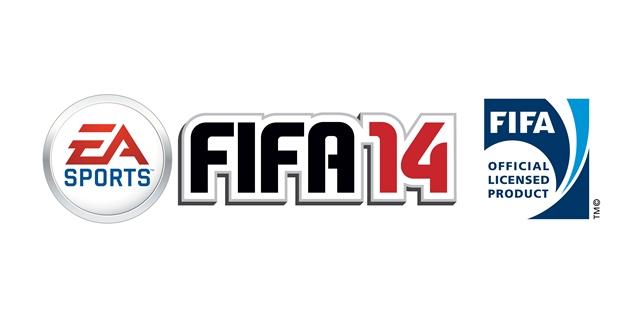 Logo FIFA 14 [image by @aLiefNK]